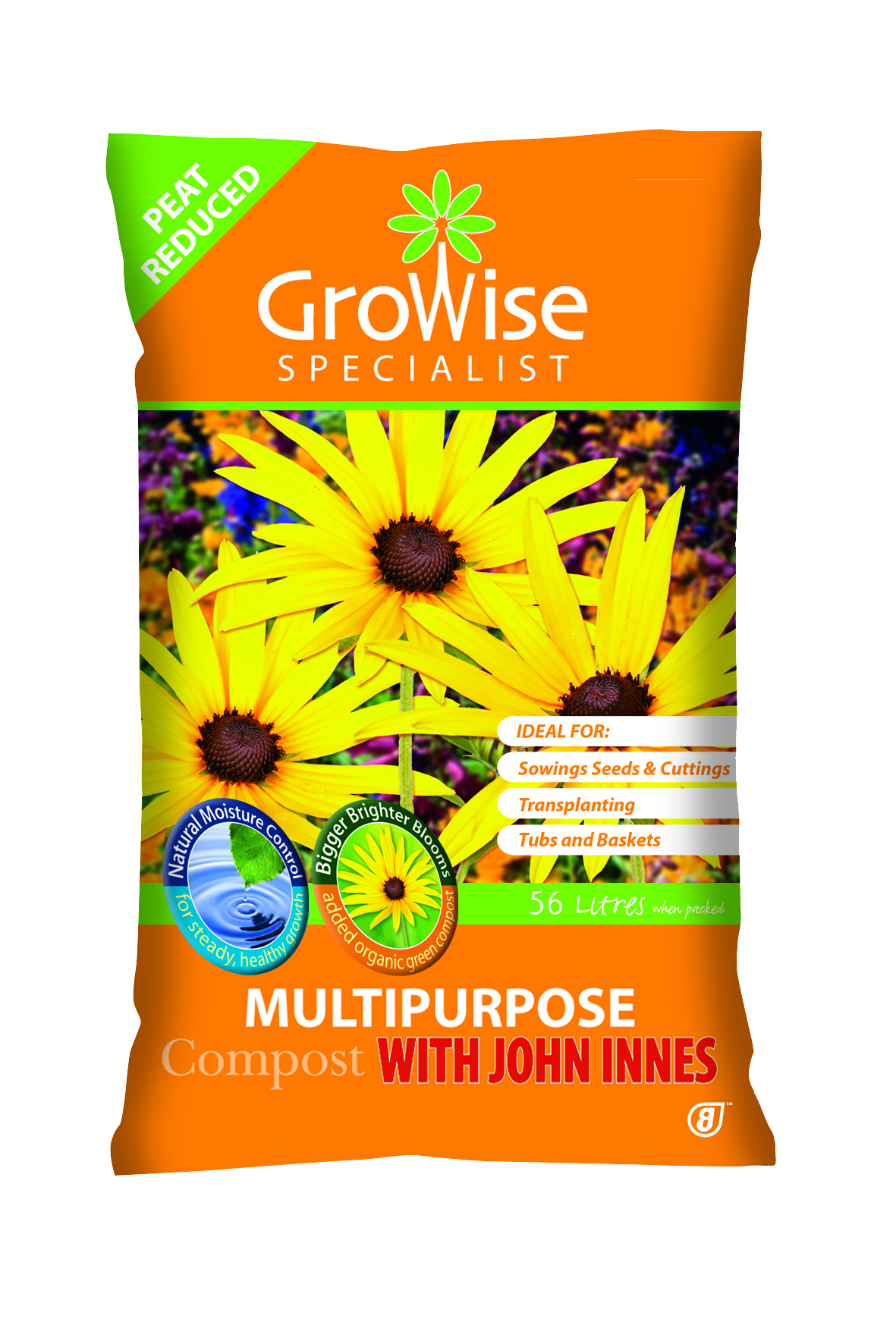 Image for westland multi purpose compost with john innes 50l from - Growise Multi Purpose Compost With John Innes