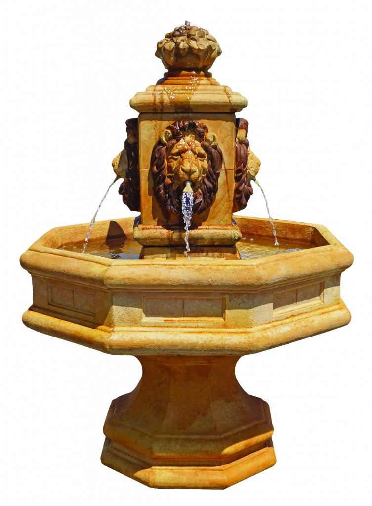 Classic Lion Fountain Nareys