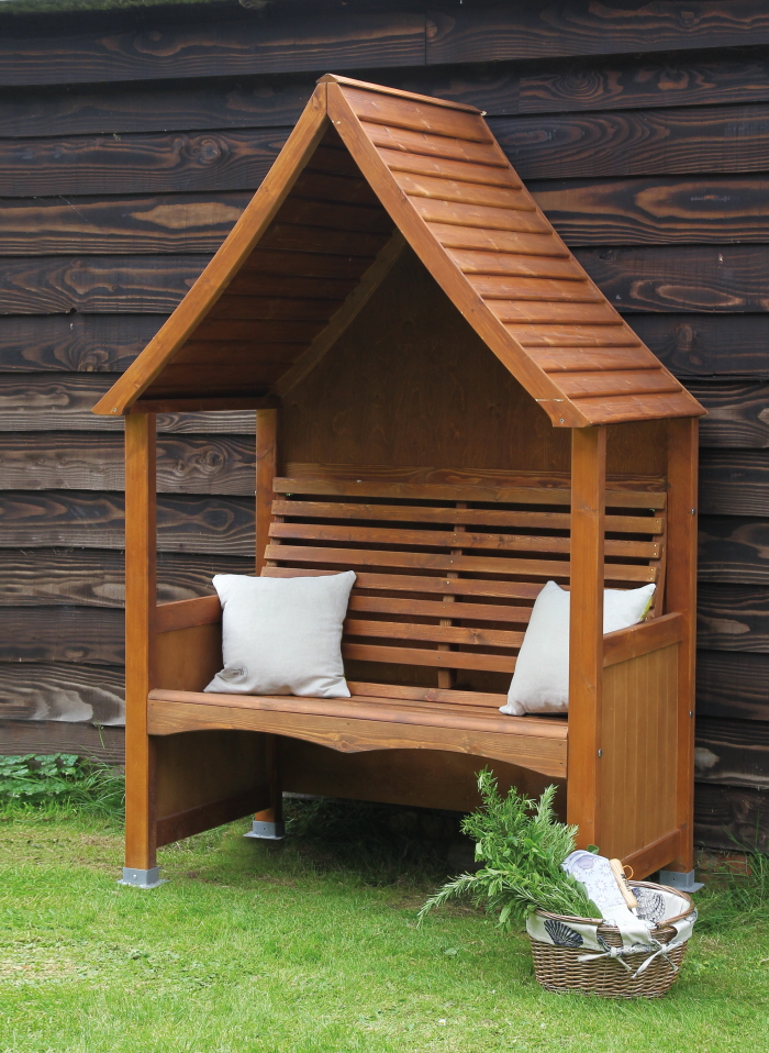 Afk Goodwood Stained Arbour Beech Nareys